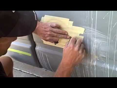 How to Shave a Gas/Fuel Door