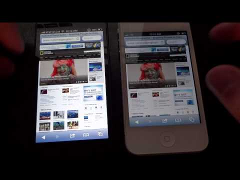 NEW iPhone 5 vs iPhone 4S Speed Test Comparison- Opening Apps. Safari Browsing. Camera