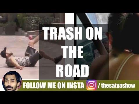 Trash on the Road | TRASHY Thursday  | Episode 9