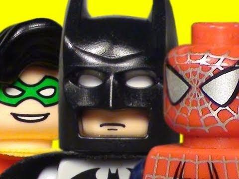 Lego Batman - The Robin