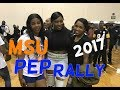 MSU Homecoming Pep Rally 2017: Alum