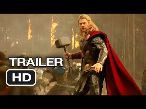 Trailer - Thor: The Dark World TRAILER 1 (2013) - Chris Hemsworth, Natalie Portman Movie HD