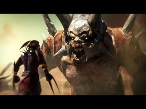 PS4 - Shadow of the Beast Trailer