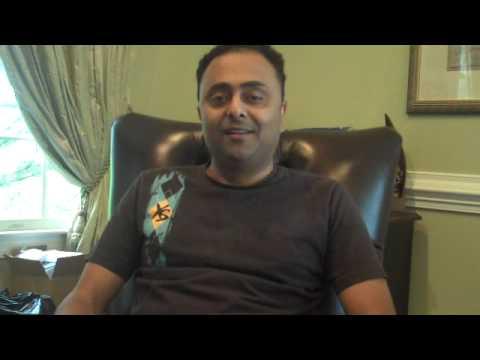 Shivaram Kumar on Law Of Attraction