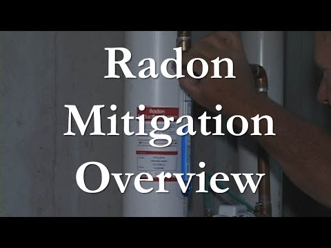Overview of Radon Mitigation Approaches
