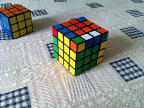 Como resolver el Cubo de Rubik 4x4x4 - Tutorial (2/3)