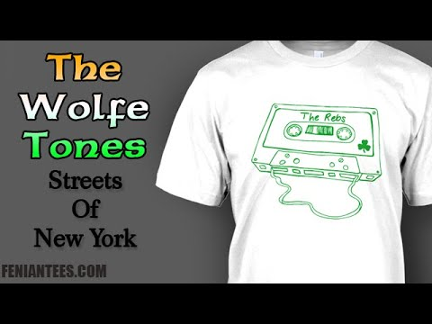 The Wolfe Tones - The Streets Of New York