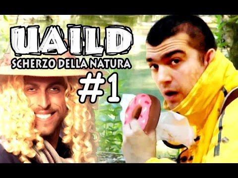 Wild oltrenatura -Parodia- Bear Grylls [HD]