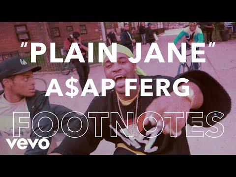 """A$AP Ferg - Footnotes: """"Plain Jane"""""""