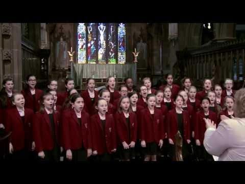 Bowdon Preparatory School Choir Sing at St Mary's Church in Bowdon ©2015 Handel Productions Ltd 0161 292 0565.