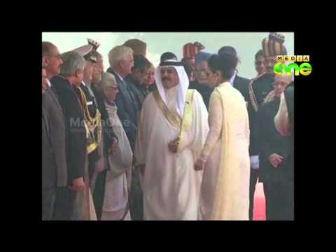 Bahrain - India signs pacts during Bahrain King's visit to India