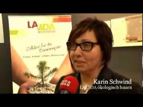 Interview BAUEN-WOHNEN-RENOVIEREN-ENERGIESPAREN Messe
