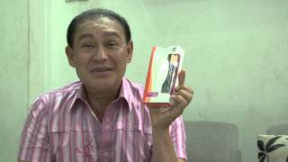 Video nghệ sĩ Duy Phương giới thiệu sản phẩm