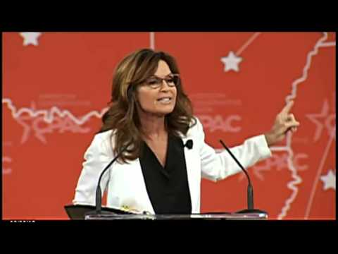 Full Speech - Sarah Palin at CPAC 2015