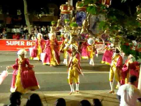 Marcha Alto do Pina 2010 1� parte