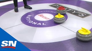 CURLING: NOR-SWE World Men's Chp 2015 - Final