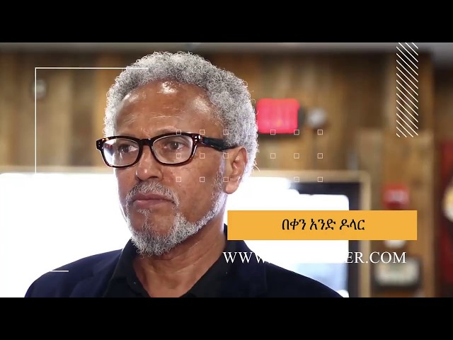 Diaspora For Ethiopia Fana TV Special Program