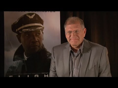 Robert Zemeckis - Flight Interview with Tribute
