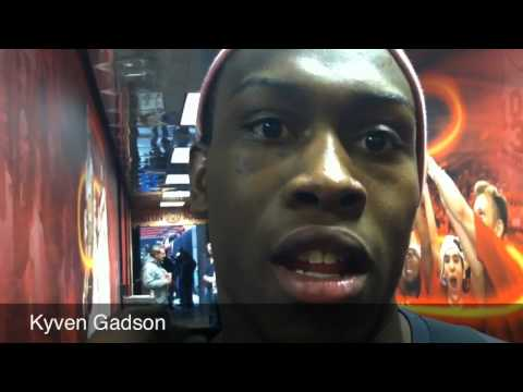 Kyven Gadson:  We ve still got another level we need to get to