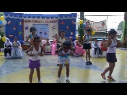 California Girls Of Anima Christi Academy School - 10/30/2012