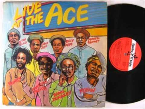 LIVE! errol dunkley - a little way different [LIVE AT THE ACE, BRIXTON, 1983]
