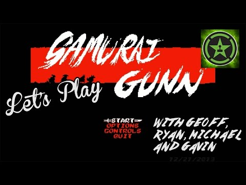 Let's Play - Samurai Gunn