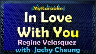 download lagu In Love With You - Karaoke In The Style gratis