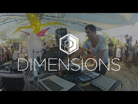 Petar Dundov Boiler Room LIVE Show at Dimensions Festival