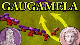 Alexander the Great: Battle of Gaugamela 331 BC
