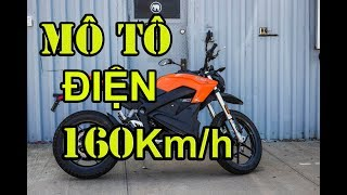 Zero DS ZF6.5 || Mô tô điện có thể đạt vận tốc 160km, vận hành 120km không cần sạc!