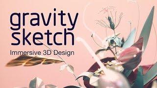 Gravity Sketch Trailer