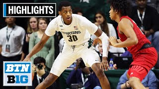 Highlights: Winston Drops 23 in Win | Rutgers at Michigan State | Dec. 8, 2019