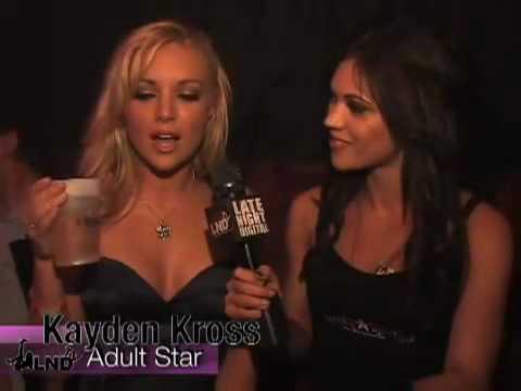 PornStar Kayden Kross