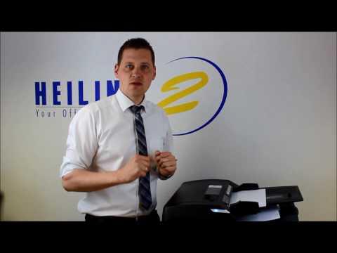 HEILING NEWS Technik-Tipps 1 / 2017 - Streifen beim Kopieren und Scannen