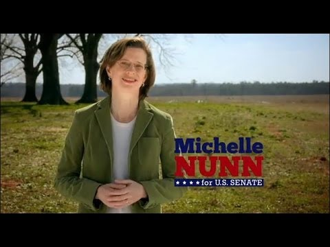 What's Going On -- Michelle Nunn for U.S. Senate