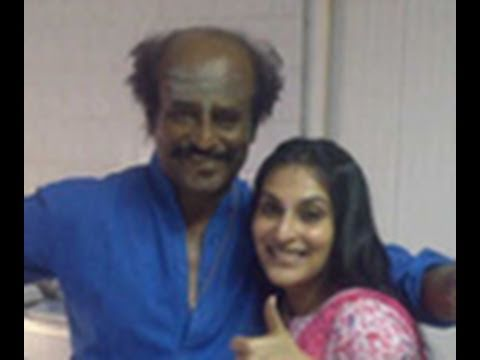 Rajini will be in Chennai within 2 days