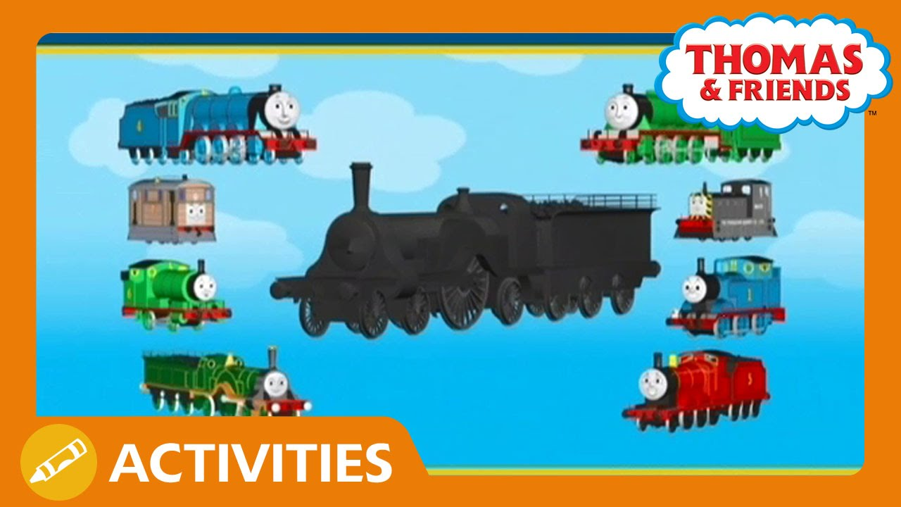 Whos Under The Coal Dust Thomas Amp Friends YouTube