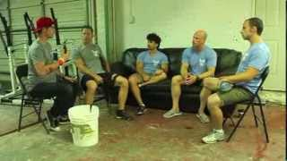 Agatsu Training Week- Shawn Mozen, Ido Portal, Willie Albert, Mike Latch Interview