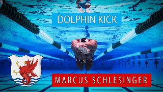 Underwater Dolphin Kick Technique with Olympic Swimmer Marcus Schlesinger