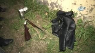 Çadır brandası cinayeti kavgası kamerada