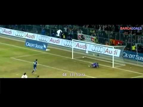 Messi 91 GOALS in 2012