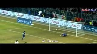 Messi 91 GOALS in 2012