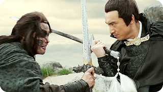 SWORD MASTER Trailer (2017) Martial Arts Movie