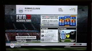Fifa 12 Ultimate Team Team of the Year Pack Opening with 2 TOTY Players in a row !