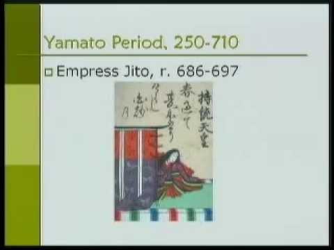 Asian Civilization-Part24-Medieval Japan (600 AD - 1400)
