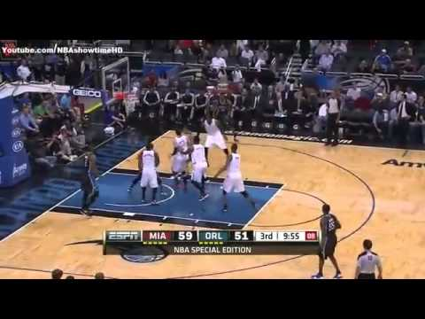 Miami Heat vs. Orlando Magic (Full Recap) March 25, 2013