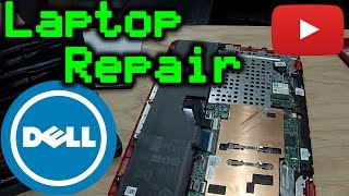 Laptop Fix --- Dell Inspiron 11 3000 Series Power port