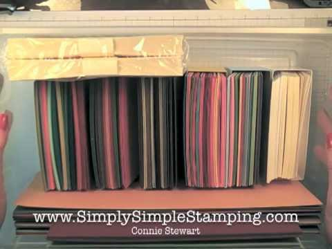 Simply Simple FLASH CARD Organization