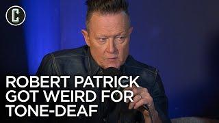 Robert Patrick Got Weird and Dark for Tone-Deaf