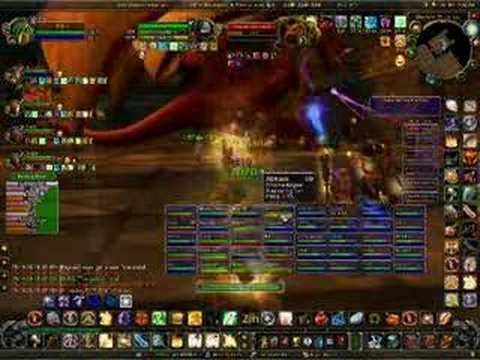 Warcraft - YOGS wipe to Vael